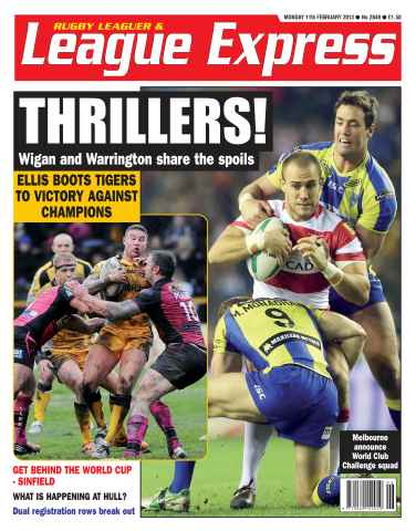 League Express issue 2849