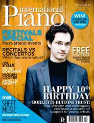 International Piano issue March-April 2013