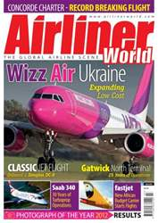 Airliner World issue March 2013