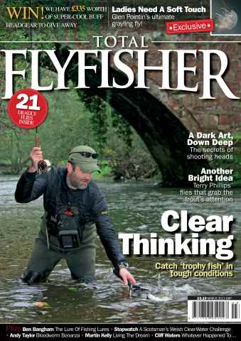 Total FlyFisher issue March 2013