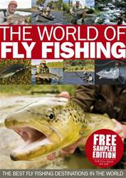 Fishing Reads issue The World Of Fly Fishing Taster