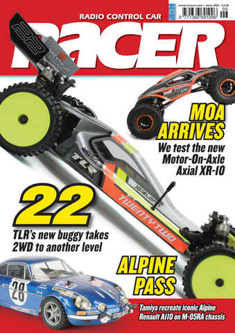 Radio Control Car Racer issue June 2011