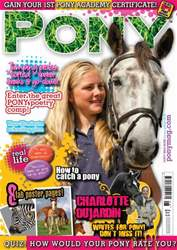 Pony Magazine issue Spring 2013