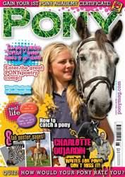 Pony Magazine issue Spring 2013