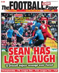 The Football League Paper issue 10th February 2013