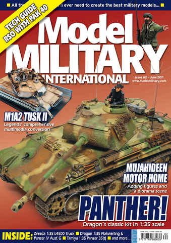 Model Military International issue 62