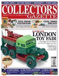 Collectors Gazette issue March 2013