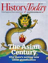 History Today issue March 2013