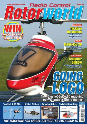 Radio Control Rotor World issue 62