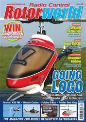 Radio Control Rotor World issue 62
