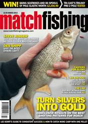 Match Fishing issue March 2013