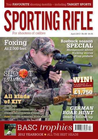 Sporting Rifle issue 88