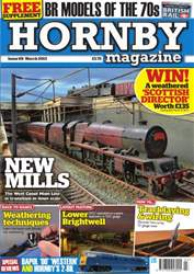 Hornby Magazine issue March 2013