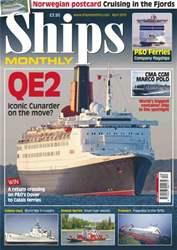 Ships Monthly issue Queen Elizabeth II April 2013