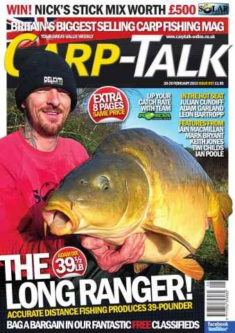 Carp-Talk issue 957