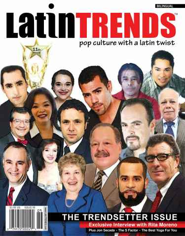 Latin Trends issue Issue 93