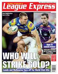 League Express issue 2850