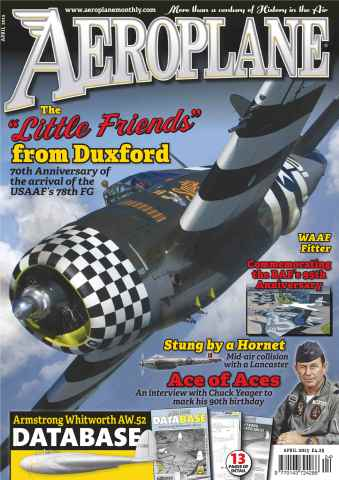 Aeroplane issue No.480 AW 52