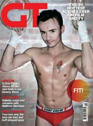 Gay Times issue Sep 2010