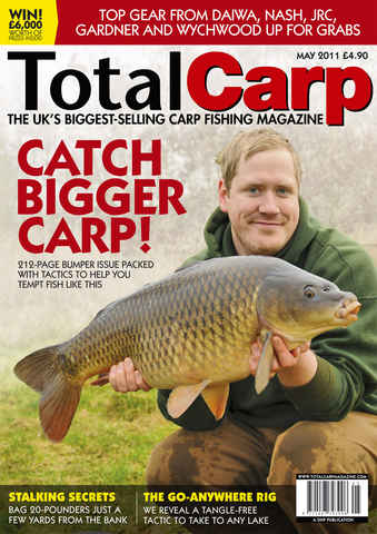 Total Carp issue May 2011