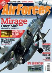 AirForces Monthly issue March 2013