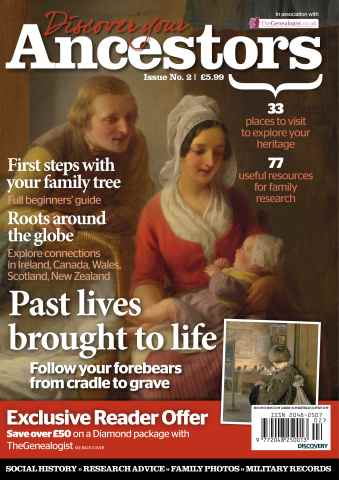 Discover Your Ancestors issue Bookazine Issue 2