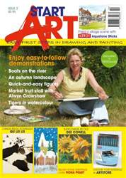 Leisure Painter issue Start Art  3