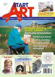 Leisure Painter issue Start Art 2