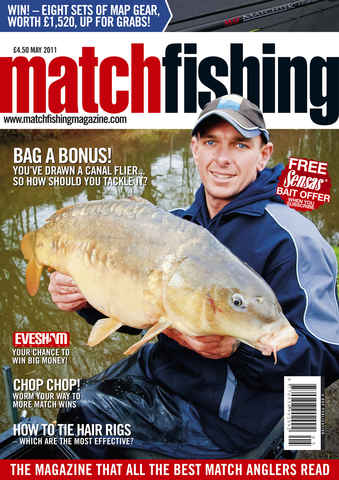 Match Fishing issue May 2011