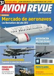 Avion Revue Internacional España issue Número 369
