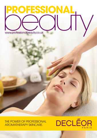 Professional Beauty issue Professional Beauty March 2013