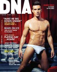 DNA Magazine issue #158 - Mardi Gras Issue