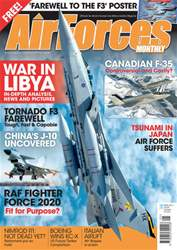 AirForces Monthly issue May 2011