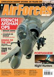 AirForces Monthly issue April 2011