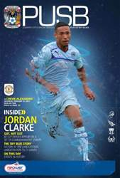 CCFC Official Programmes issue 24 v CREWE ALEXANDRA (12-13)
