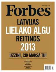 Forbes #34 03'13 issue Forbes #34 03'13