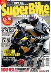 Superbike Magazine issue July 2011
