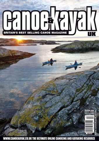 Canoe & Kayak UK issue Summer Whitewater Guide