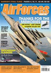 AirForces Monthly issue February 2011