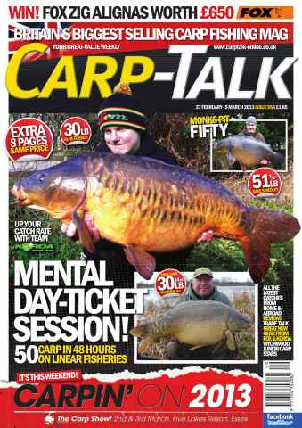 Carp-Talk issue 958