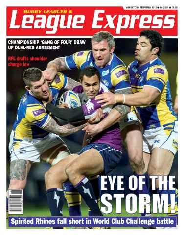 League Express issue 2851