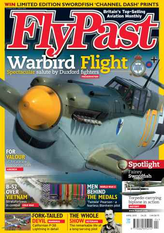 FlyPast issue April 2013