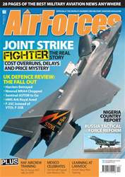 AirForces Monthly issue December 2010