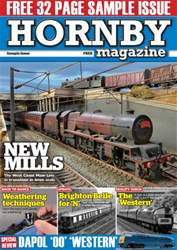 Hornby Magazine issue FREE Sample Issue