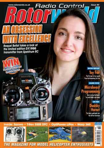 Radio Control Rotor World issue 84