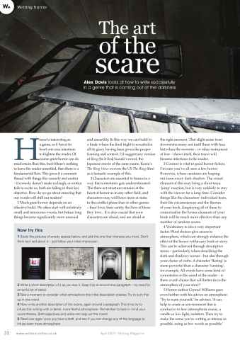 Writing Magazine Preview 32