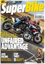 Superbike Magazine issue April 2013