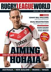 Rugby League World issue 384