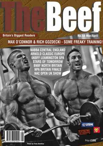 The Beef Magazine issue Issue 68