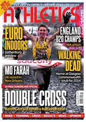 Athletics Weekly issue AW February 28 2013